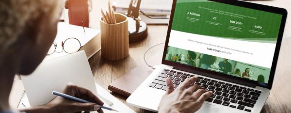 mental health first aid online